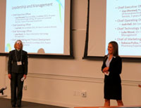 Lisa Ohnstad and Rebecca Pullos Finalists in UW Business Plan Competition